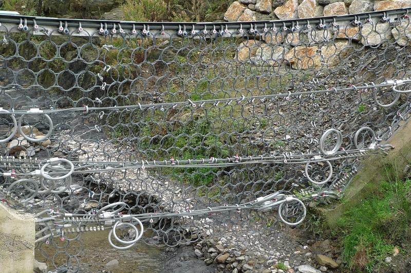 Barriera Debris Flow