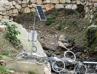 impianti wireless per il monitoraggio